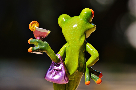 Mum-Frog